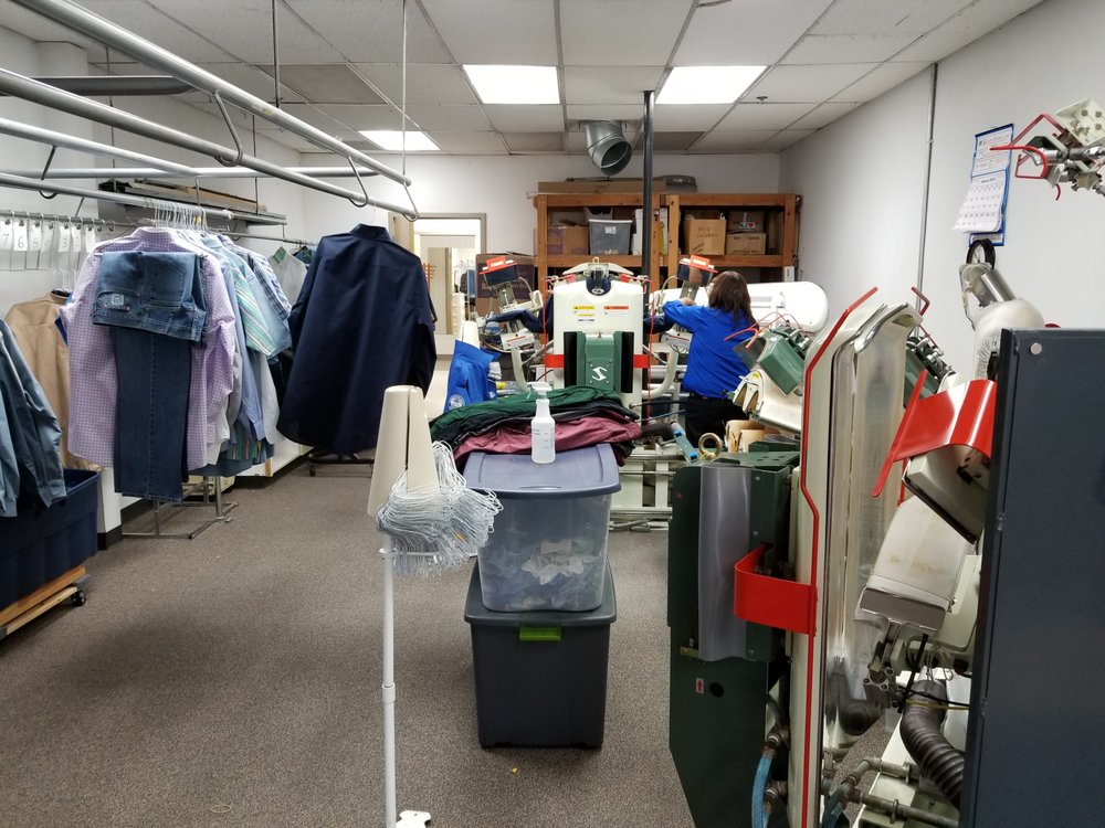 Dry Cleaning Butler: 228 E Plaza St, Eagle, ID