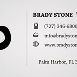 Brady Stone Designs Closed Web Design 644 Channing Dr Palm