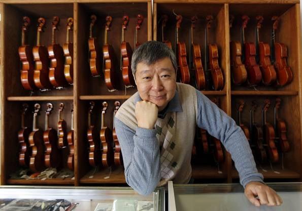 Kelin Violin Shop-Vitali Music Instruments LLC: 3321 Premier Dr, Plano, TX