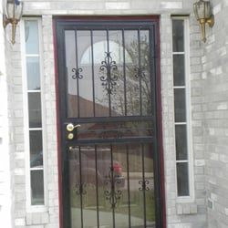 Photo of Burglar Bars by James Earl Jones - Lancaster TX United States. Decorative Security Door & Burglar Bars by James Earl Jones - 14 Photos - Security Systems ... Pezcame.Com