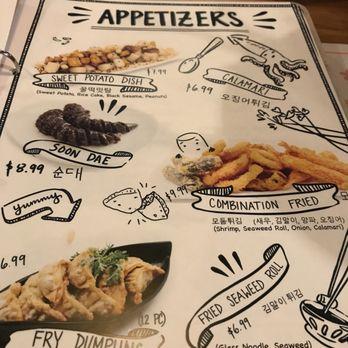 School Food Buena Park Menu