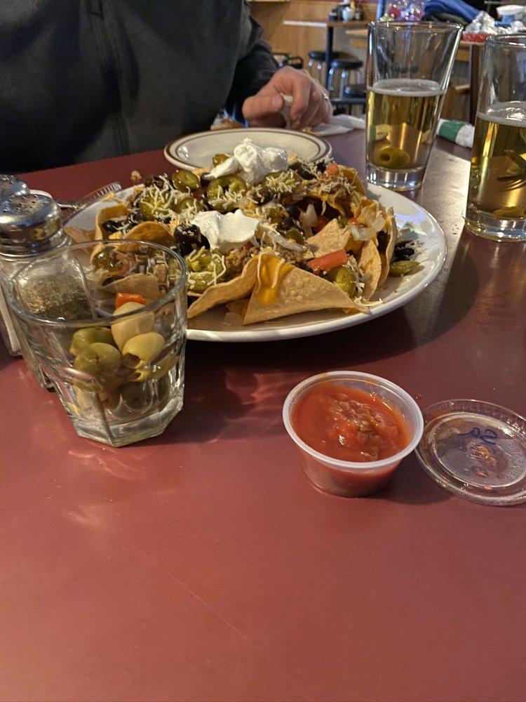 Buckhorn Bar & Grill: 105 S Maddy St, McGregor, MN