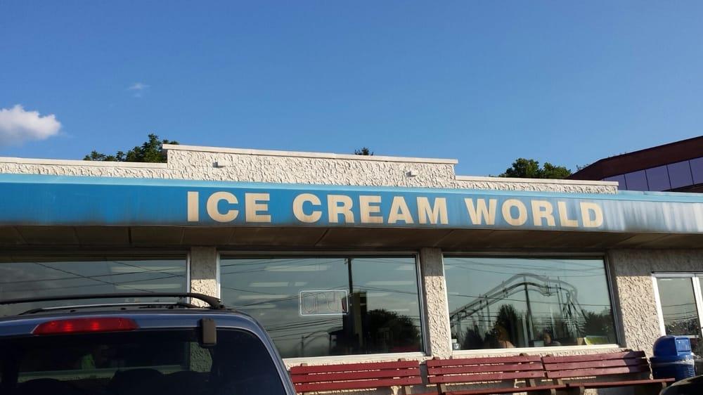 Ice Cream World: 3512 Hamilton Blvd, Allentown, PA