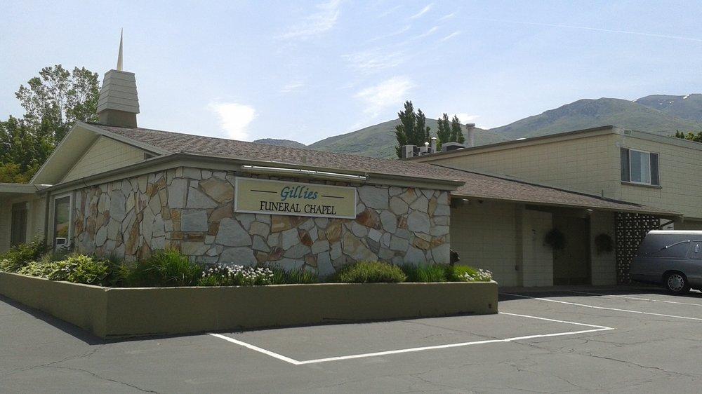 Gillies Funeral Chapel: 634 E 200th S, Brigham City, UT