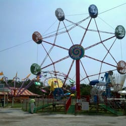 Sandy Lake Amusement Park logo