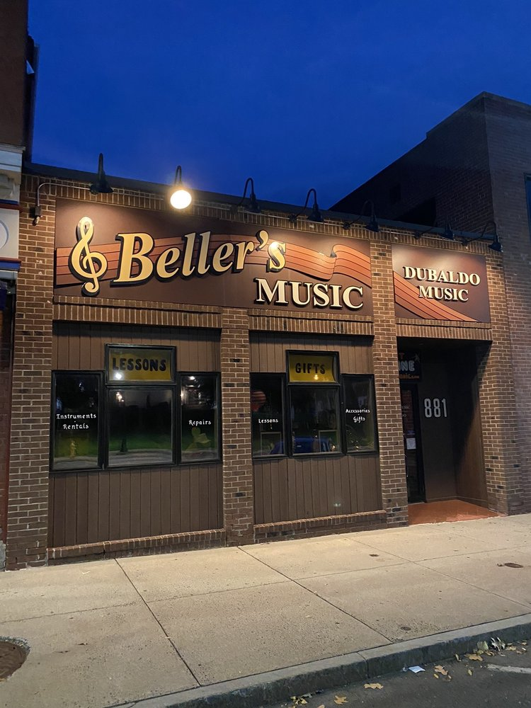 Photo of Beller's Music: Manchester, CT