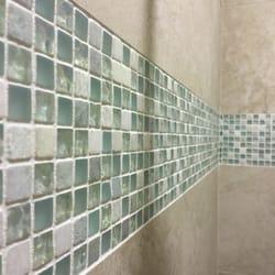 Pacos Custom Tile Stone Photos Flooring Chimney - Bathroom remodel hendersonville nc