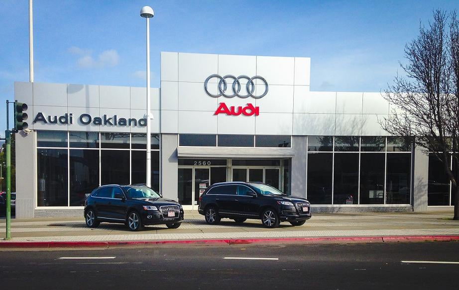 Audi of oakland service phone number 16