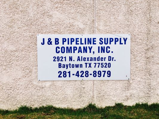 J & B Pipeline Supply Company - Hardware Stores - 2921 N