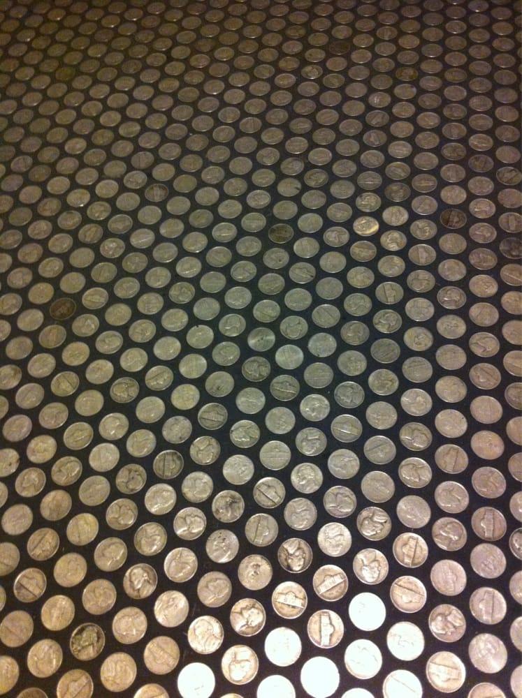 Nickel floor - WESTON WORDS