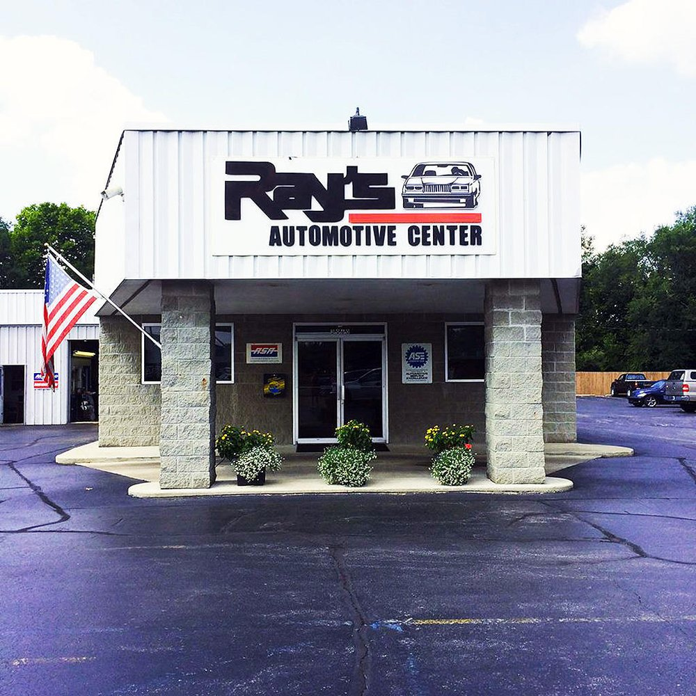 Ray's Automotive Center: 3060 Central Ave, Columbus, IN