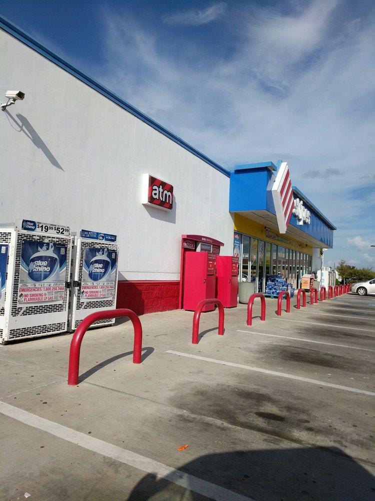Stripes: 101 E Ocean Blvd, Los Fresnos, TX