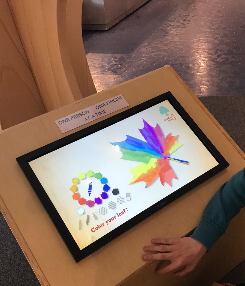 Social Spots from North Country Children's museum