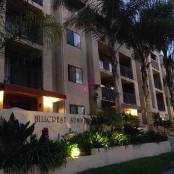 Hillcrest Summit Apartments San Diego Ca