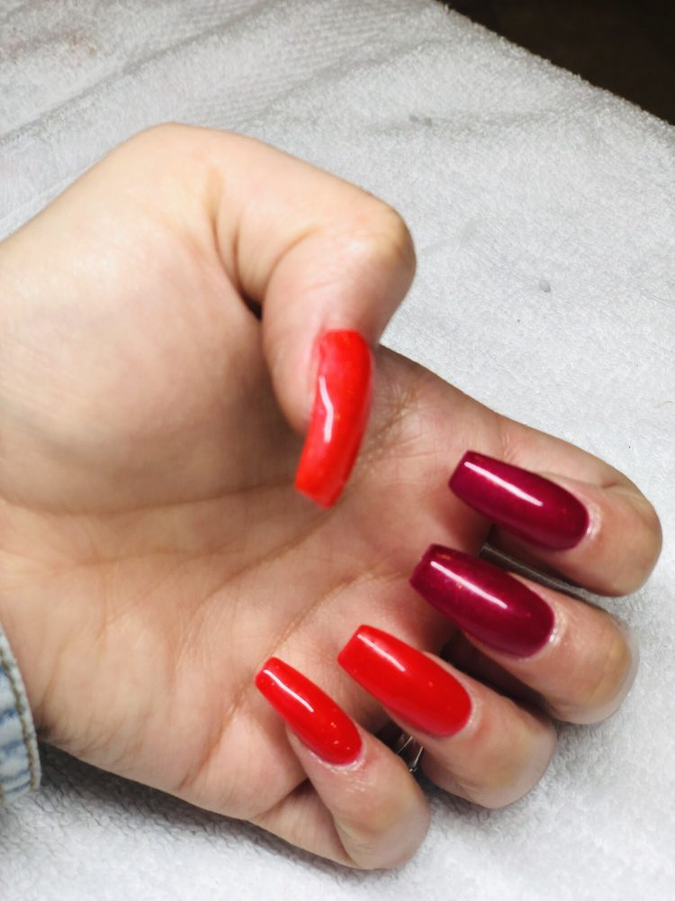 Bellagio Nails: 3606 50th St, Lubbock, TX