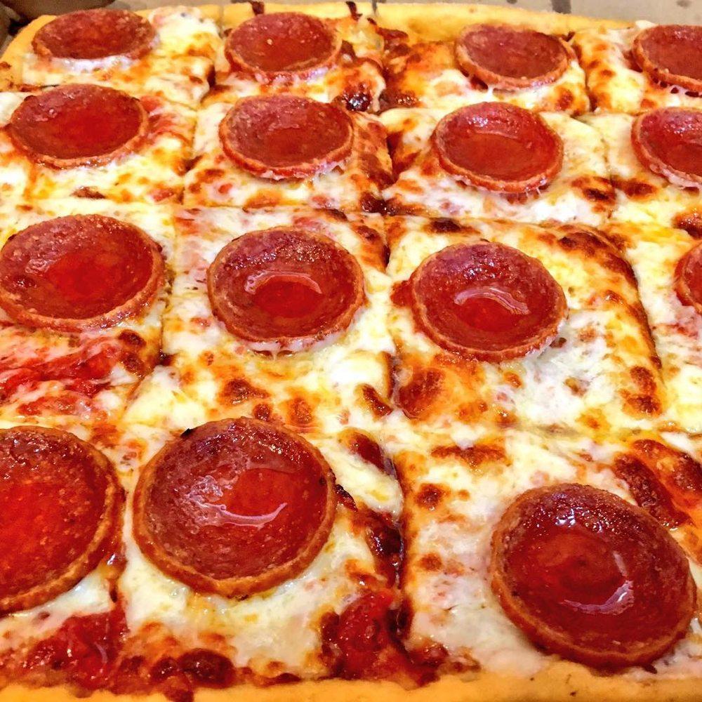Ledo Pizza: 1037 Edwards Ferry Rd NE, Leesburg, VA
