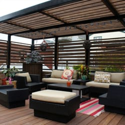 Photo Of Just Decks Chicago Il United States Ipe Garage Roof Deck