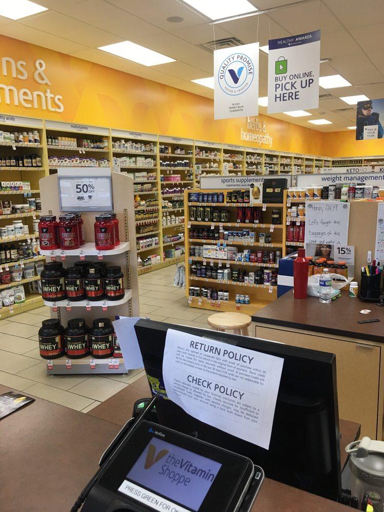 The Vitamin Shoppe: 1523 Manhattan Blvd, Harvey, LA