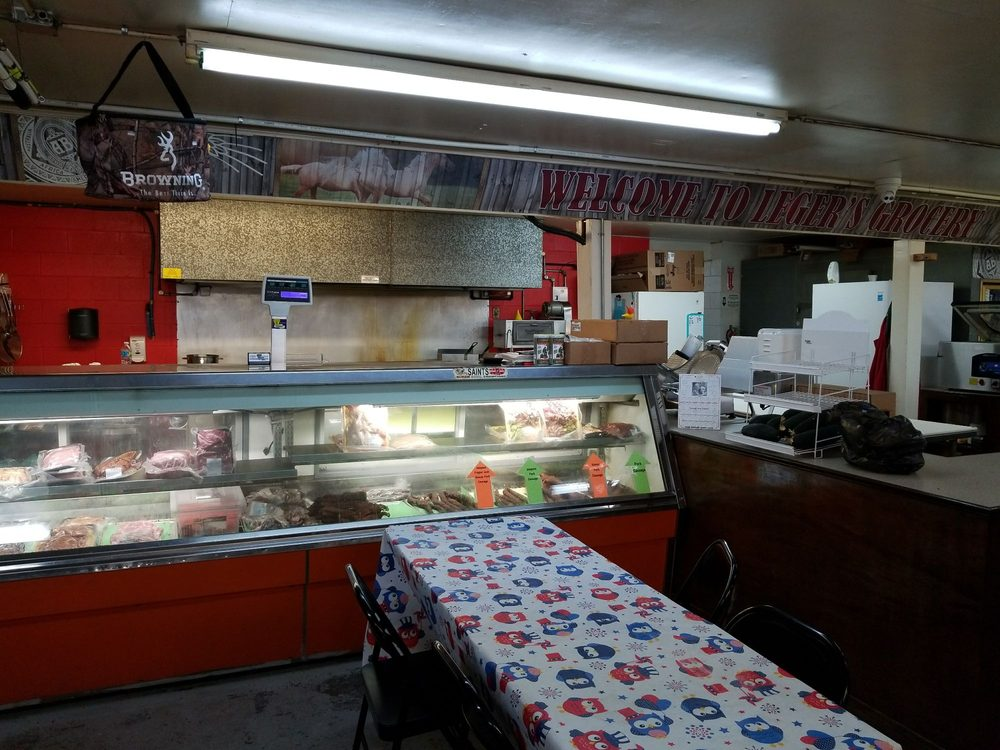 Leger's Grocery: 14532 Veteran Memorial Hwy, Turkey Creek, LA