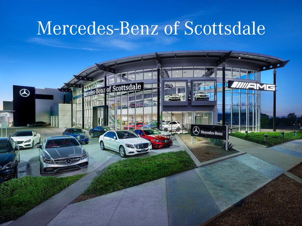 Mercedes benz of scottsdale 20 photos 77 reviews car for Mercedes benz north scottsdale