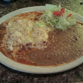 Photo Of La Puente Mexican Restaurant Layton Ut United States Chili Verde