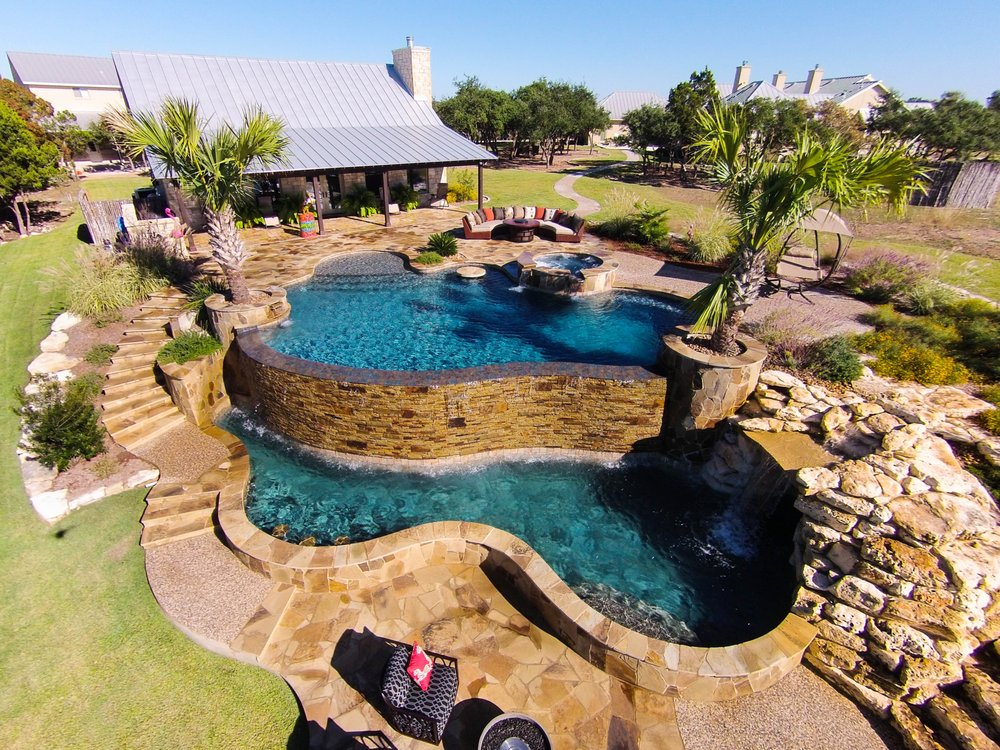 Exceptionnel Pool Concepts By Pete Ordaz   103 Photos   Pool U0026 Hot Tub ...