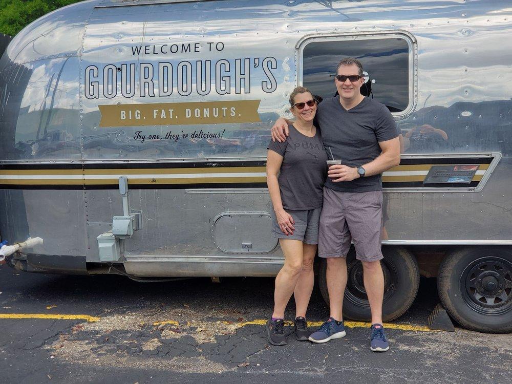 Gourdough's Big Fat Donuts