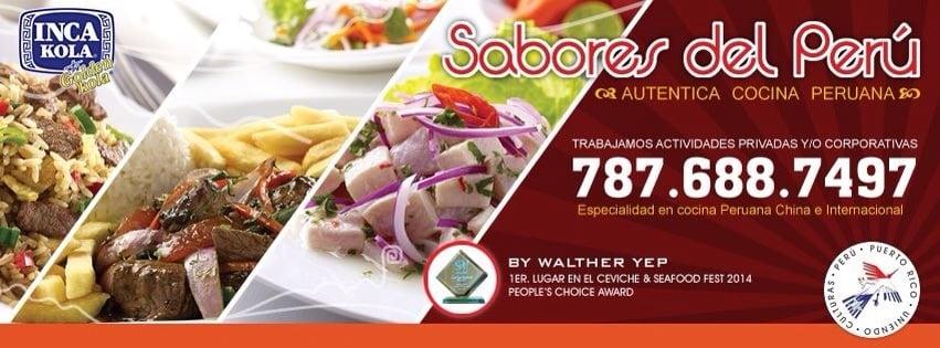 Sabores del Perú: Calle Pino F22, Caguas, PR