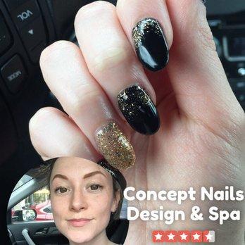 Concept Nails Design & Spa - 344 Photos & 72 Reviews - Nail Salons ...