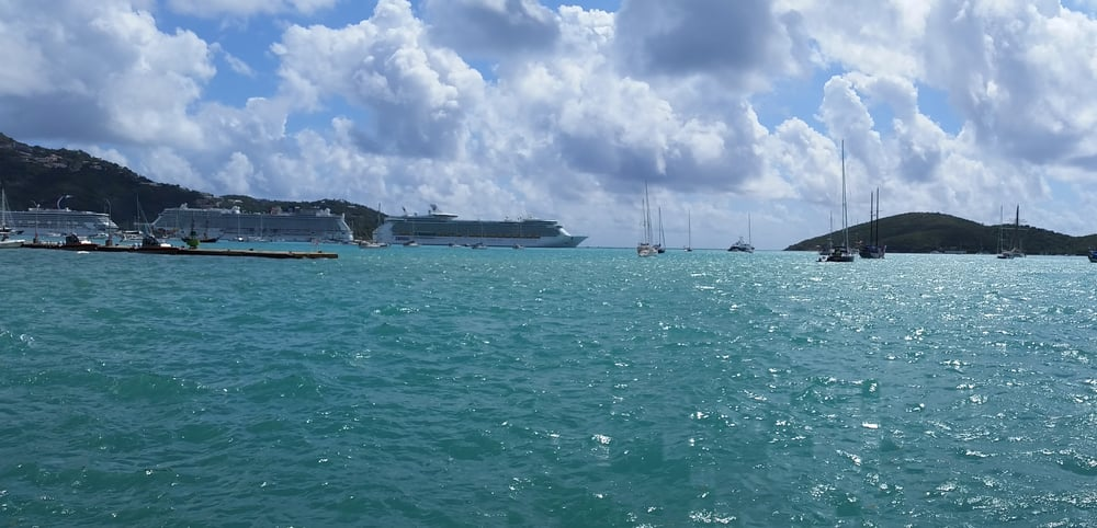 Virgin islands fast ferry