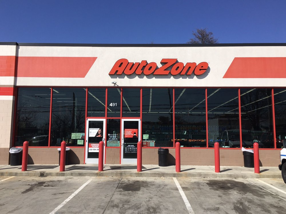 AutoZone Auto Parts: 491 W Union Ave, Bound Brook, NJ
