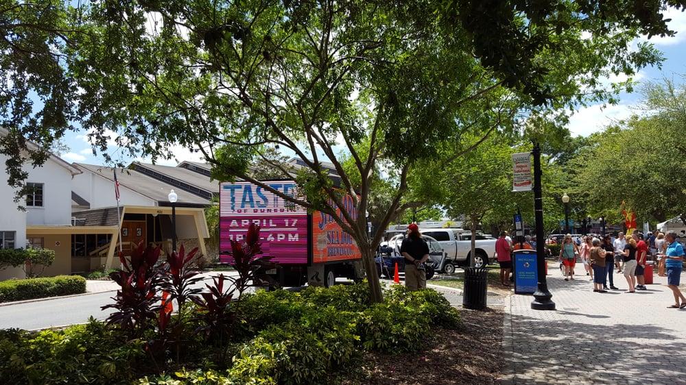 Taste of Dunedin: 420 Main St, Dunedin, FL