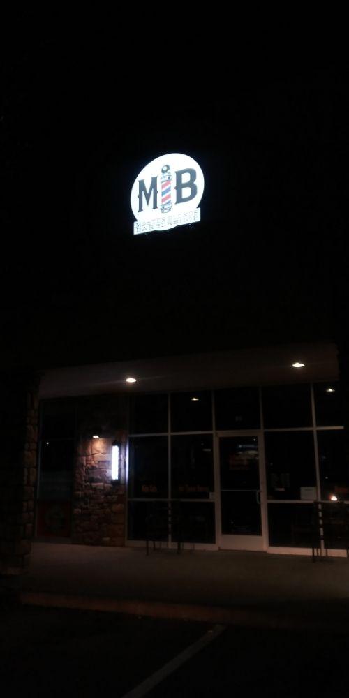 Master Blends Barbershop: 1000 E El Dorado Pkwy, Little Elm, TX