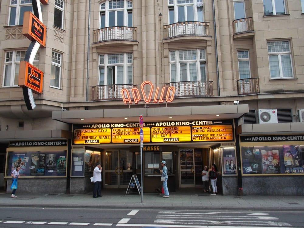 Cineplex Apollo Kinocenter