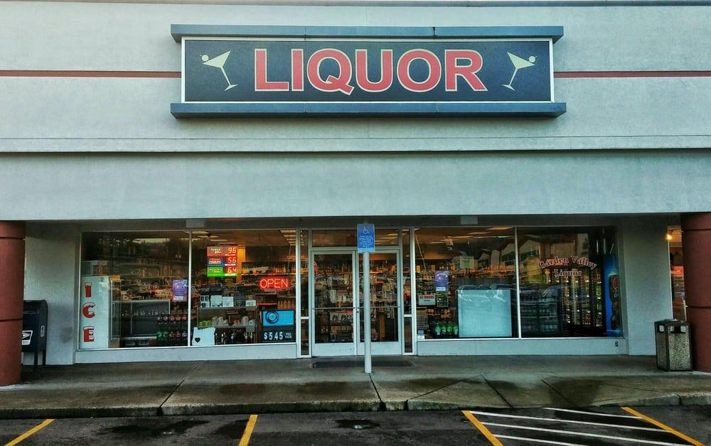 Garden Valley Liquor Vins Bi Res Et Spiritueux 780 Nw