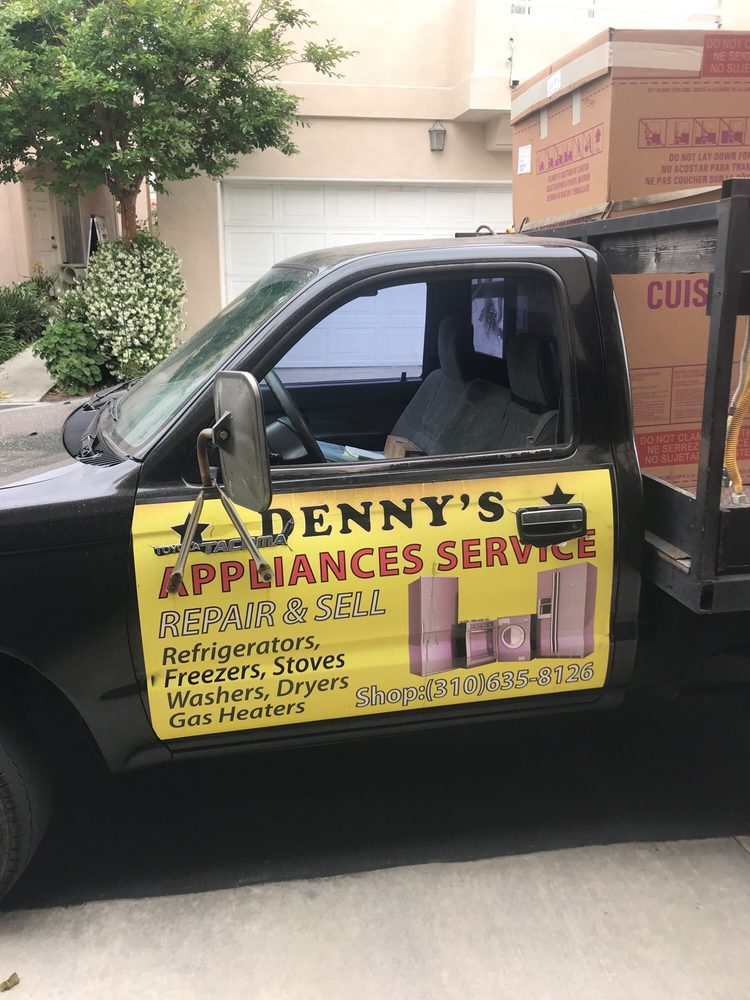 Denny's Appliances: 818 S Long Beach Blvd, Compton, CA