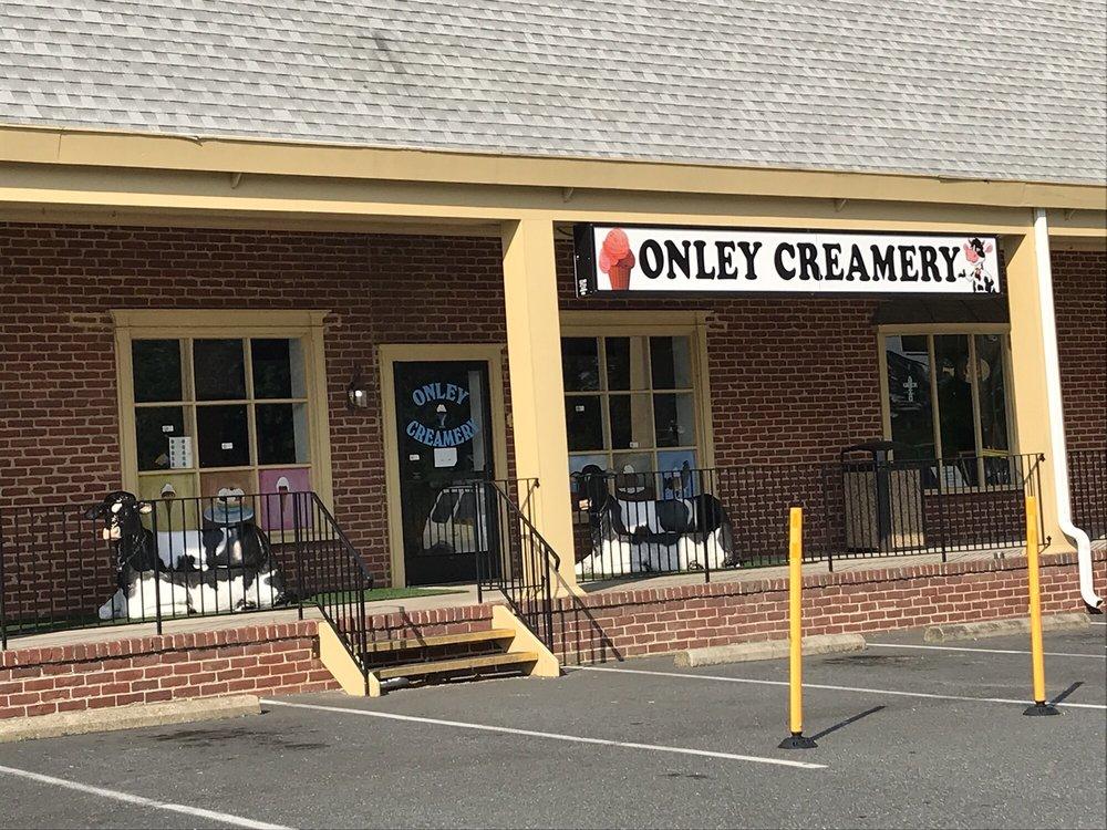 Onley Creamery: 25184 W Main St, Onancock, VA