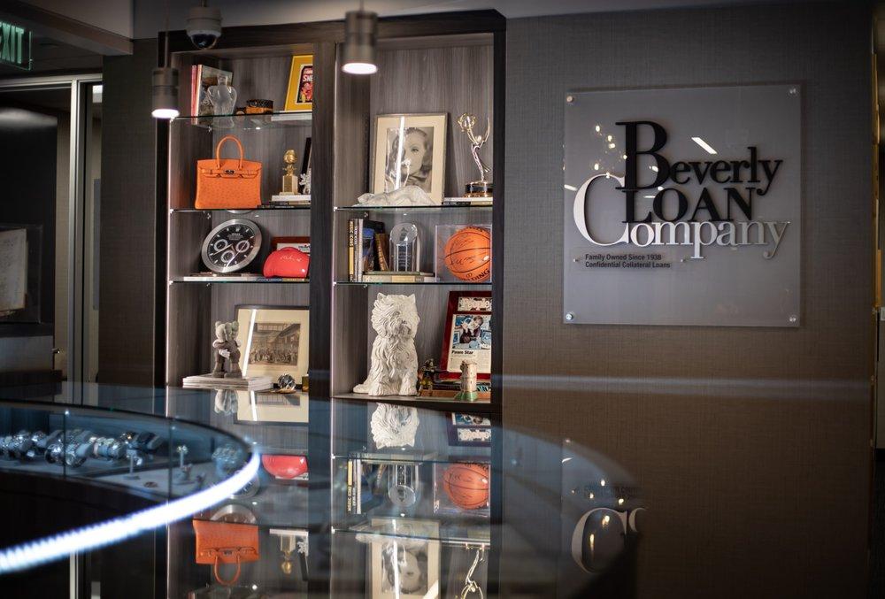 Beverly Loan Company