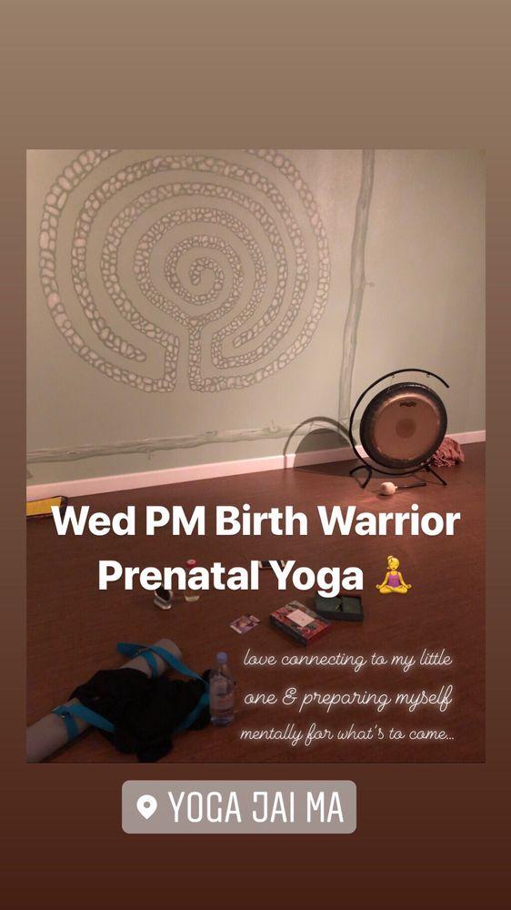 Yoga Jai Ma