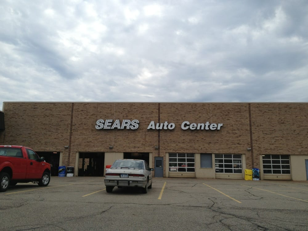 sears auto center tyres jackson mi united states. Black Bedroom Furniture Sets. Home Design Ideas