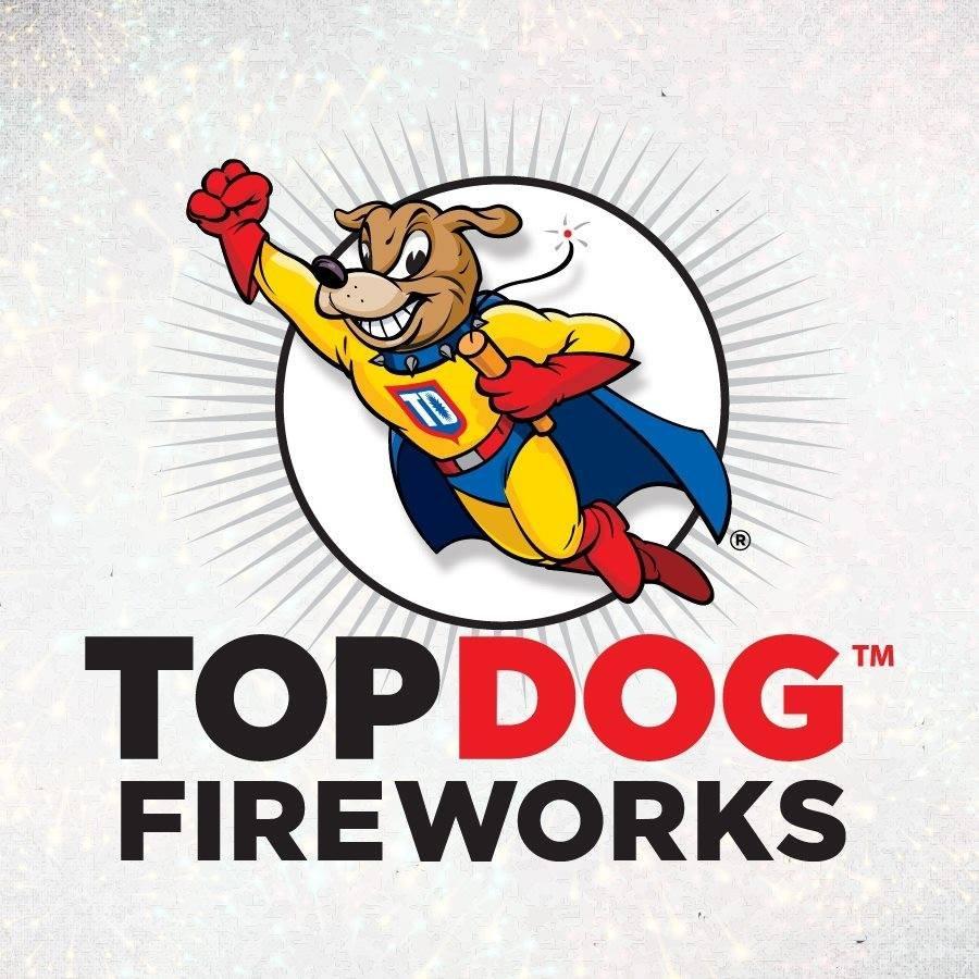 TopDog Fireworks: 22620 Hwy 288 Business, Angleton, TX