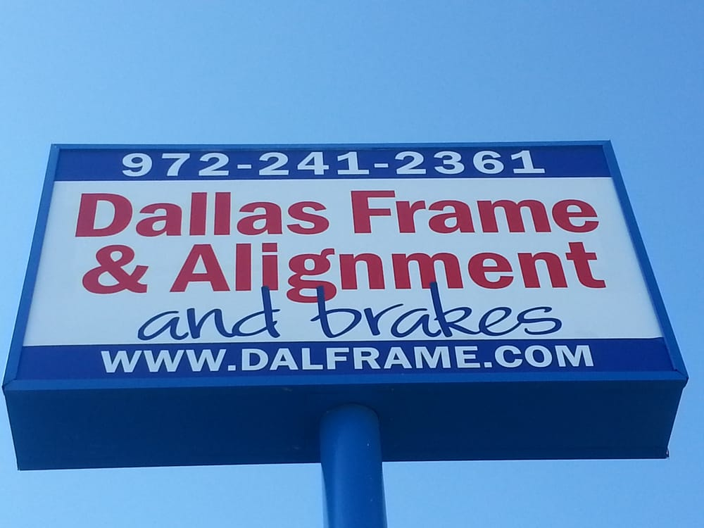 photos for dallas frame alignment yelp