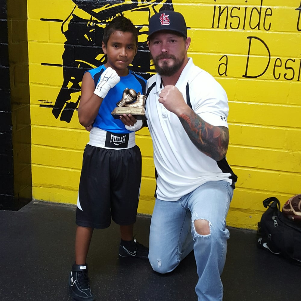 Bryan College Station Boxing: 107 E Martin Luther King, Bryan, TX