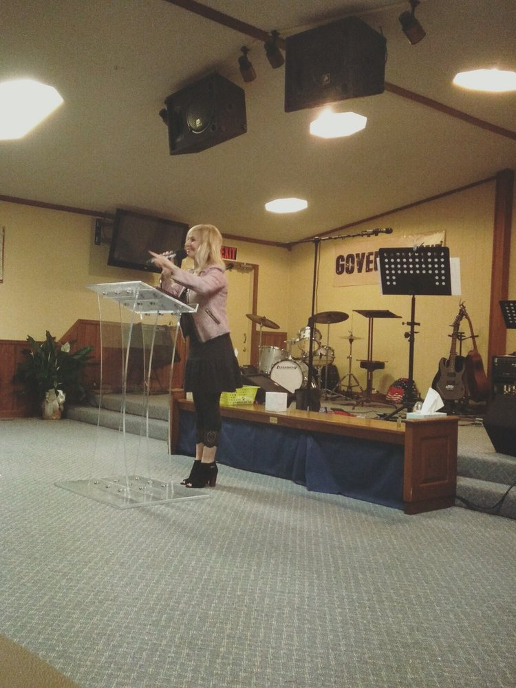 Passion Church: 1018 N Cedar St, Cameron, MO