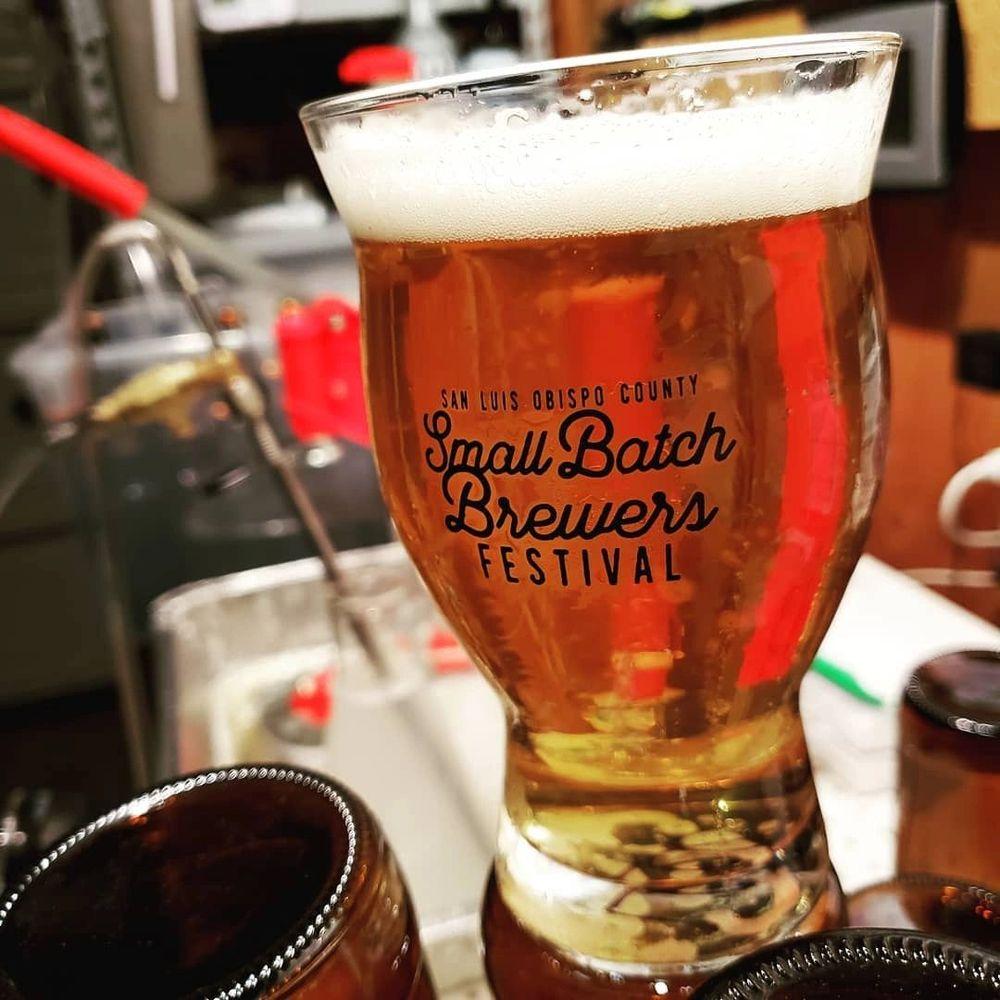 Humdinger Brewing: 116 W Branch St, Arroyo Grande, CA