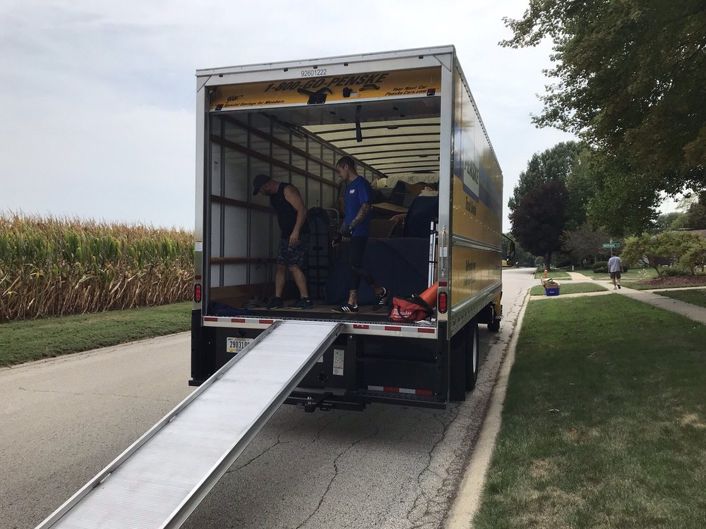 Twin City Movers: Champaign, IL