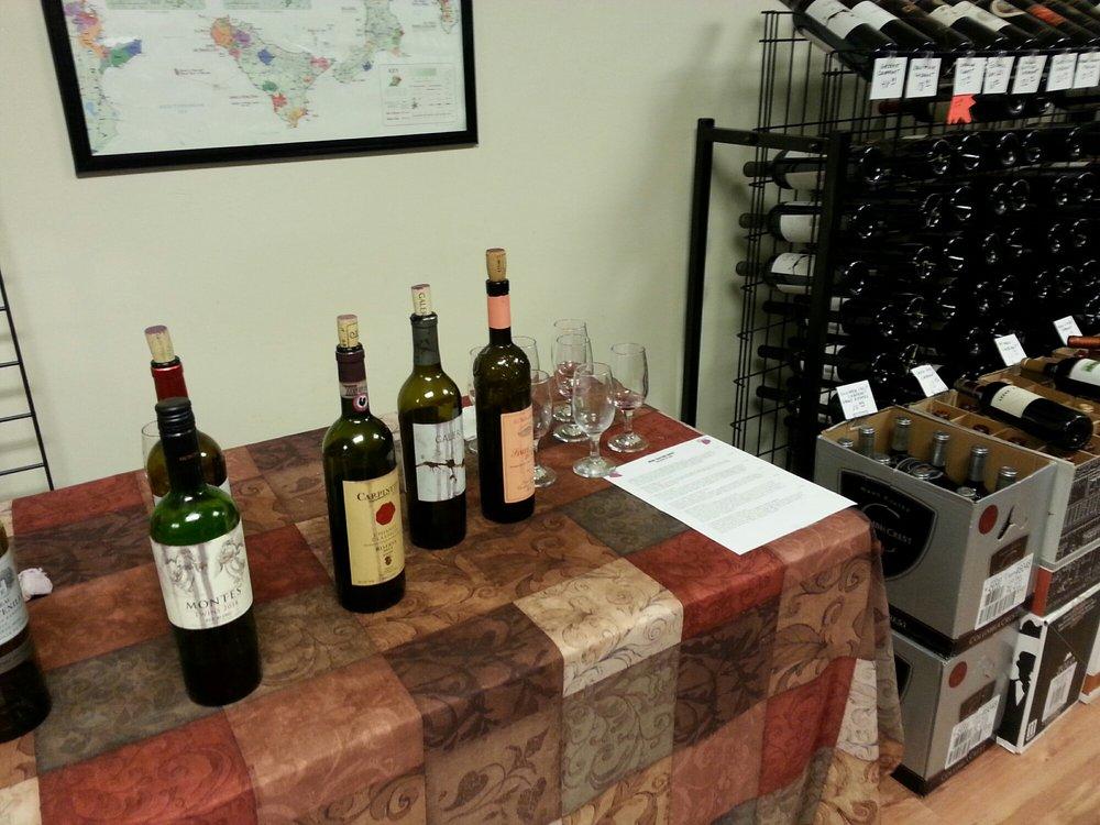 Bernie's Wine Stop