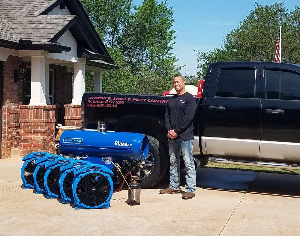 Armor And Shield Pest Control: 5775 N Coltrain Rd, Oklahoma City, OK