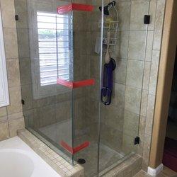 Photo Of J Shower Doors U0026 Glass   Fontana, CA, United States