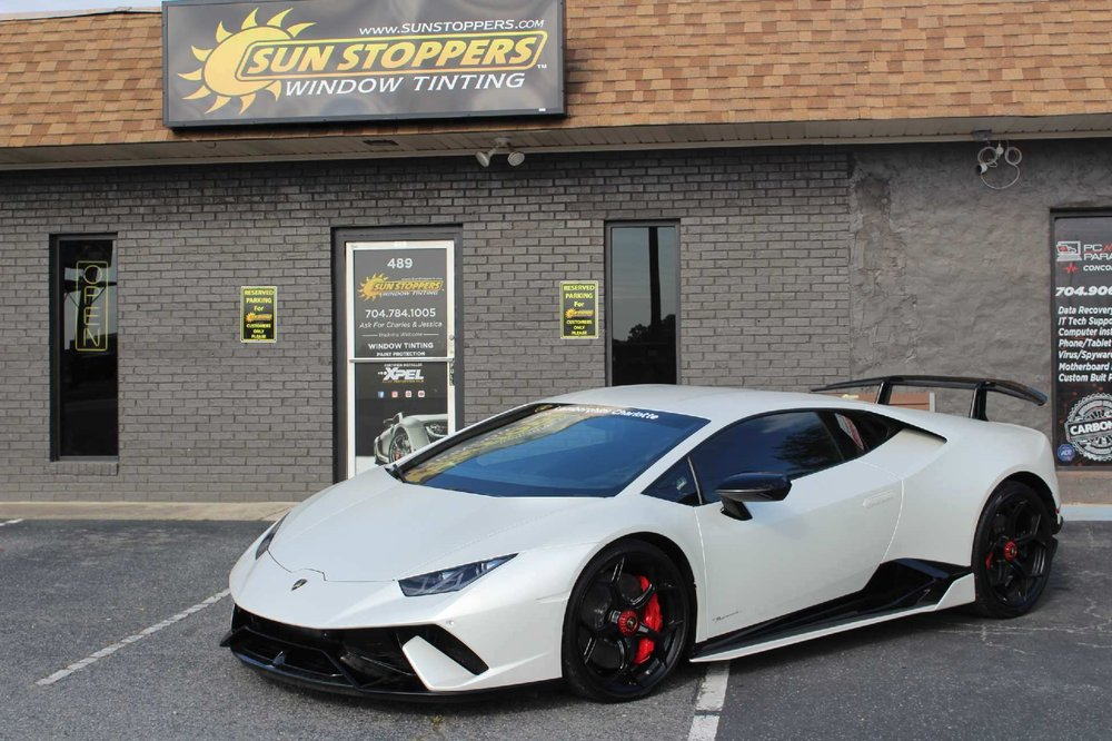 Sun Stoppers - Concord: 489 Concord Pkwy N, Concord, NC
